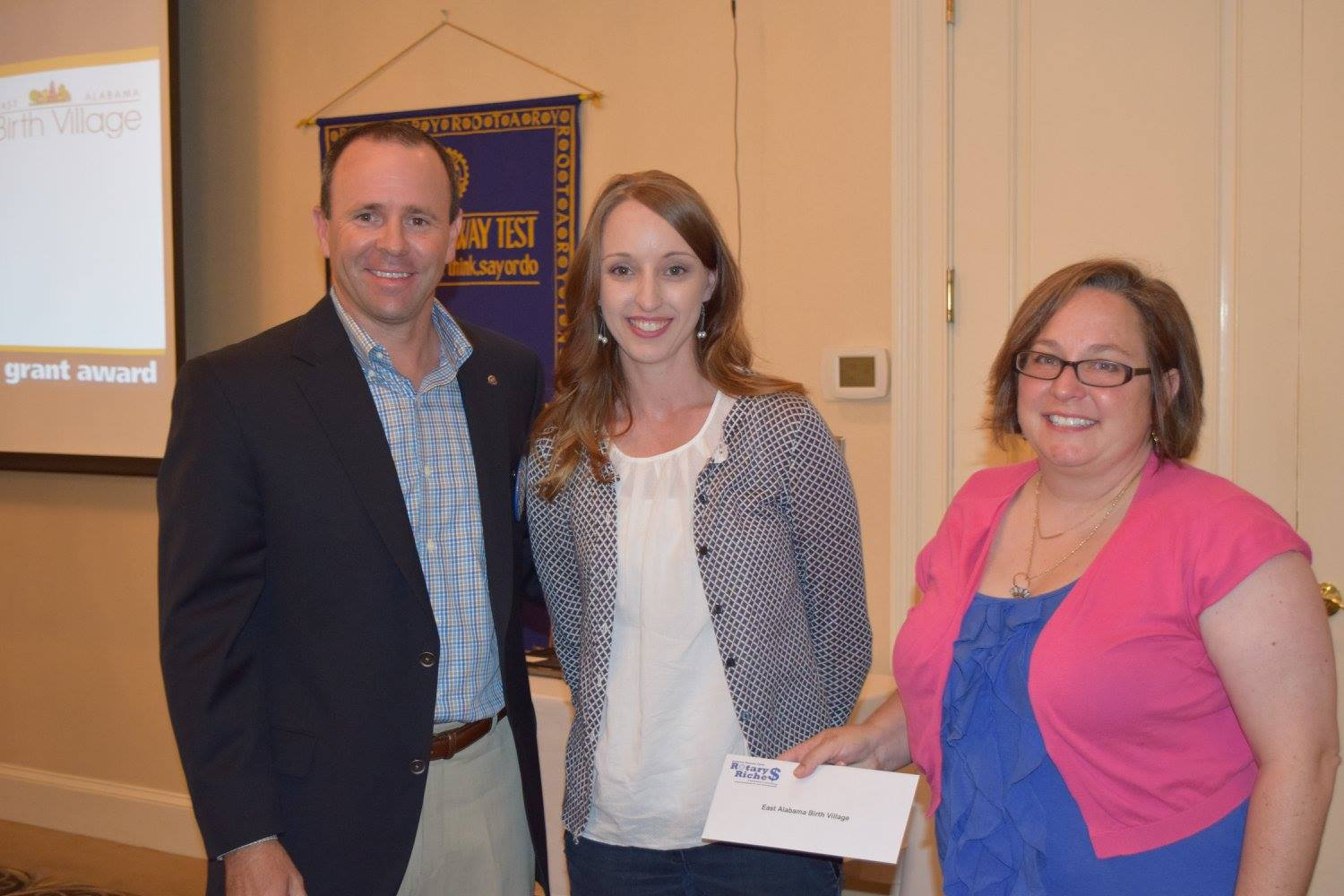 birth village 2016 auburn rotary grants