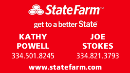 state farm - kathy powell and joe stokes